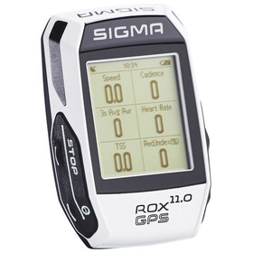 SIGMA SPORT ROX 11.0 Cycle Computer Basic white